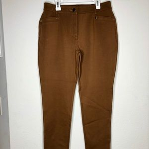 Chico's So Slimming Refined Ponte Pant